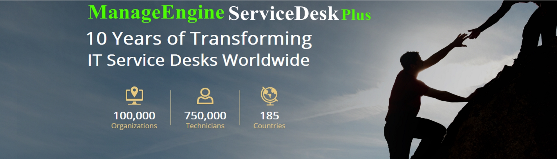 ManageEngine ServiceDesk Plus-Features